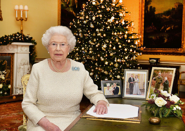 Queen Elizabeth II's Christmas Broadcast 2015