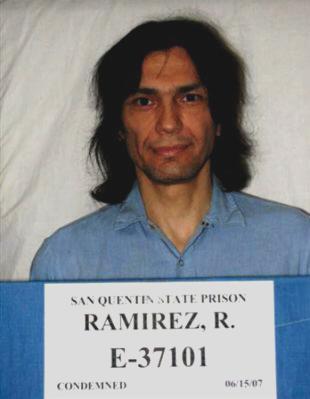 Richard Ramirez, The Night Stalker