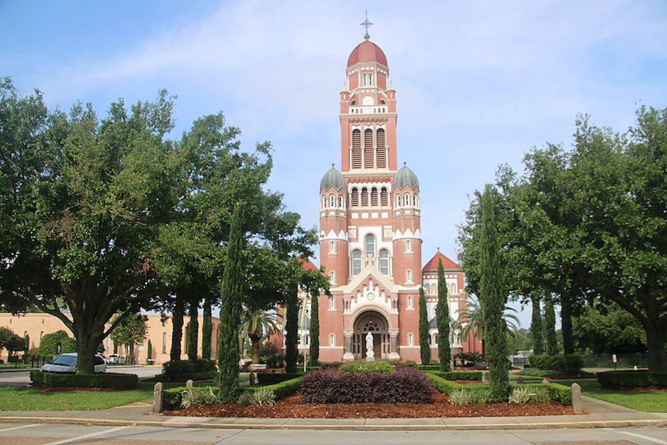 St. Johns Cathedral in Lafayette, Louisiana