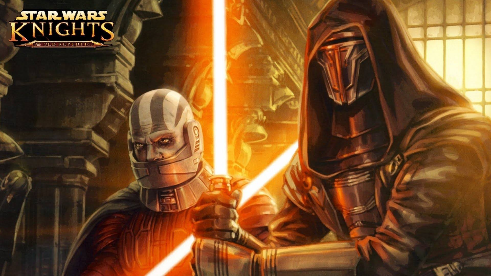The role-playing video game Star Wars: Knights of the Old Republic