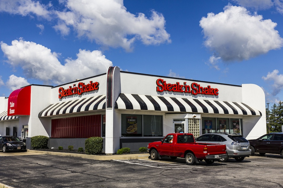 Steak 'n Shake Retail Fast Casual Restaurant Chain