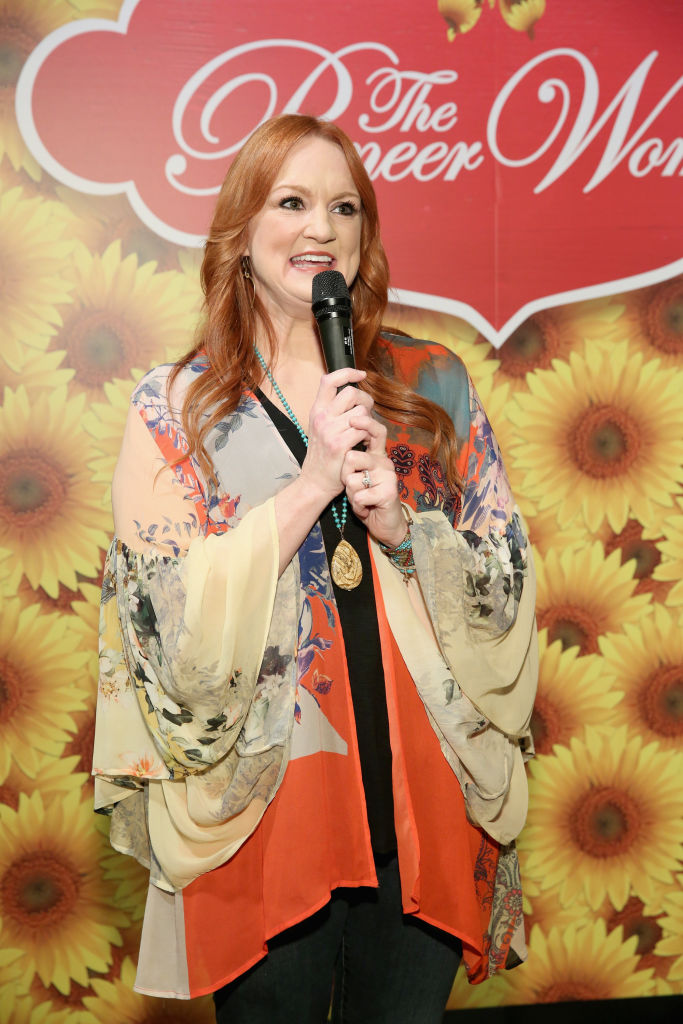 Ree Drummond attends The Pioneer Woman Magazine Celebration