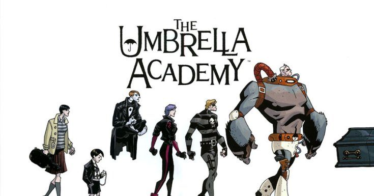 umbrella academy - photo #11