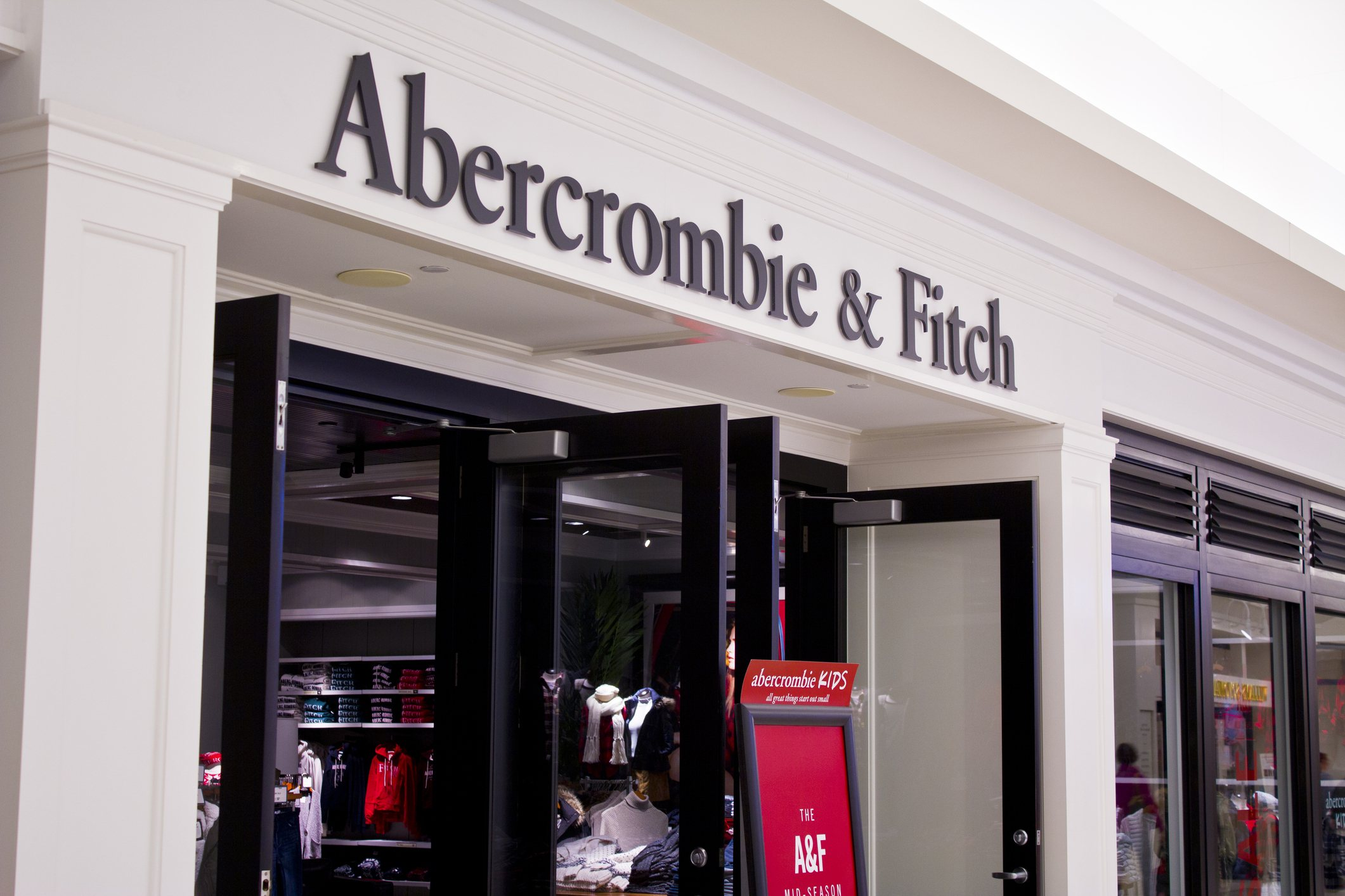 Abercrombie & Fitch Clothing