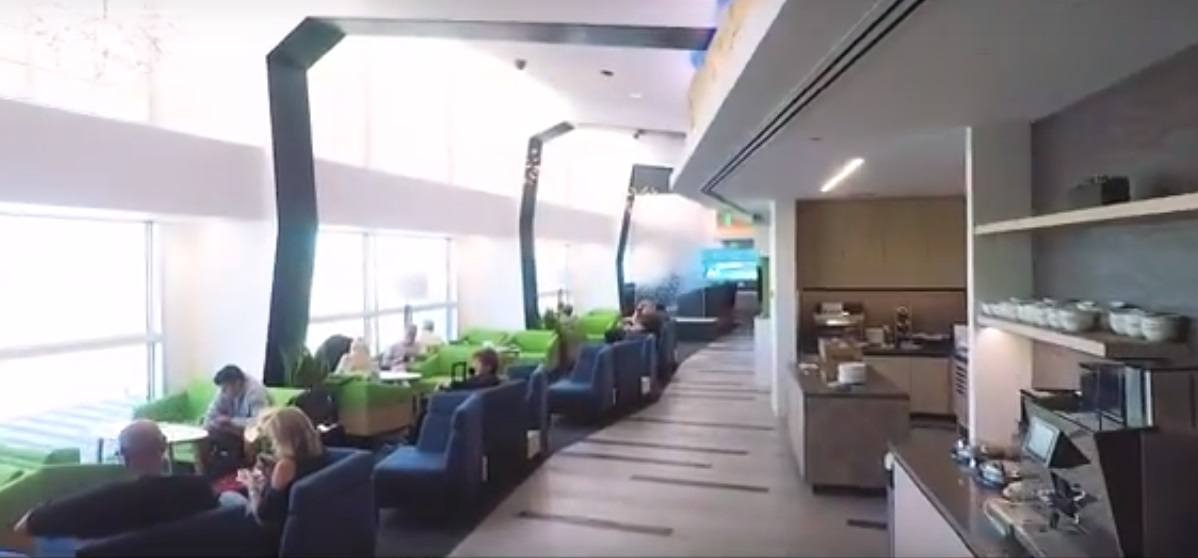 The Best Airport Lounges In The U S And How You Can Get In