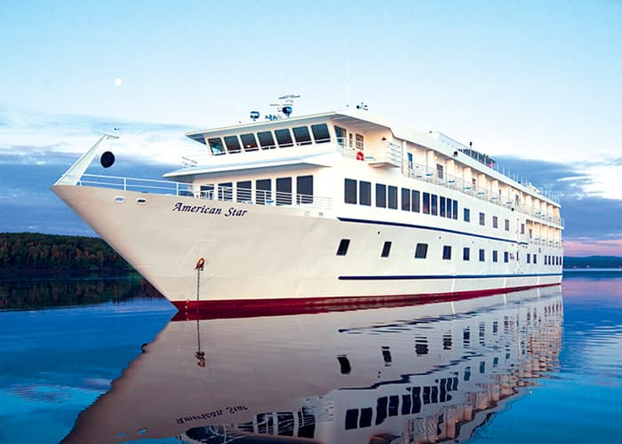 american cruise lines ship