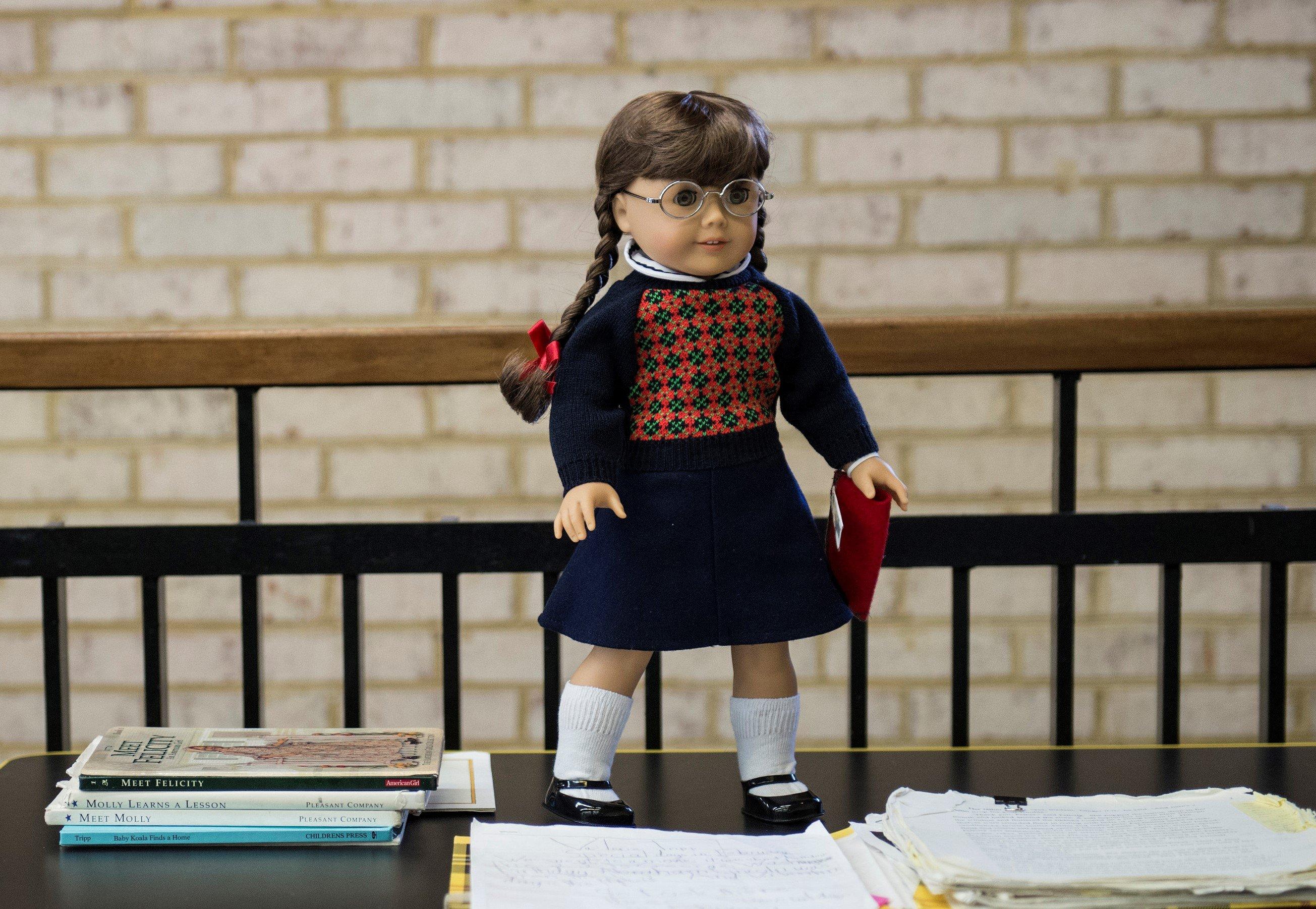 Molly American Girl doll