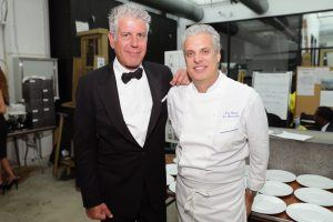 Even Anthony Bourdain Gives Props to This Celebrity Chef