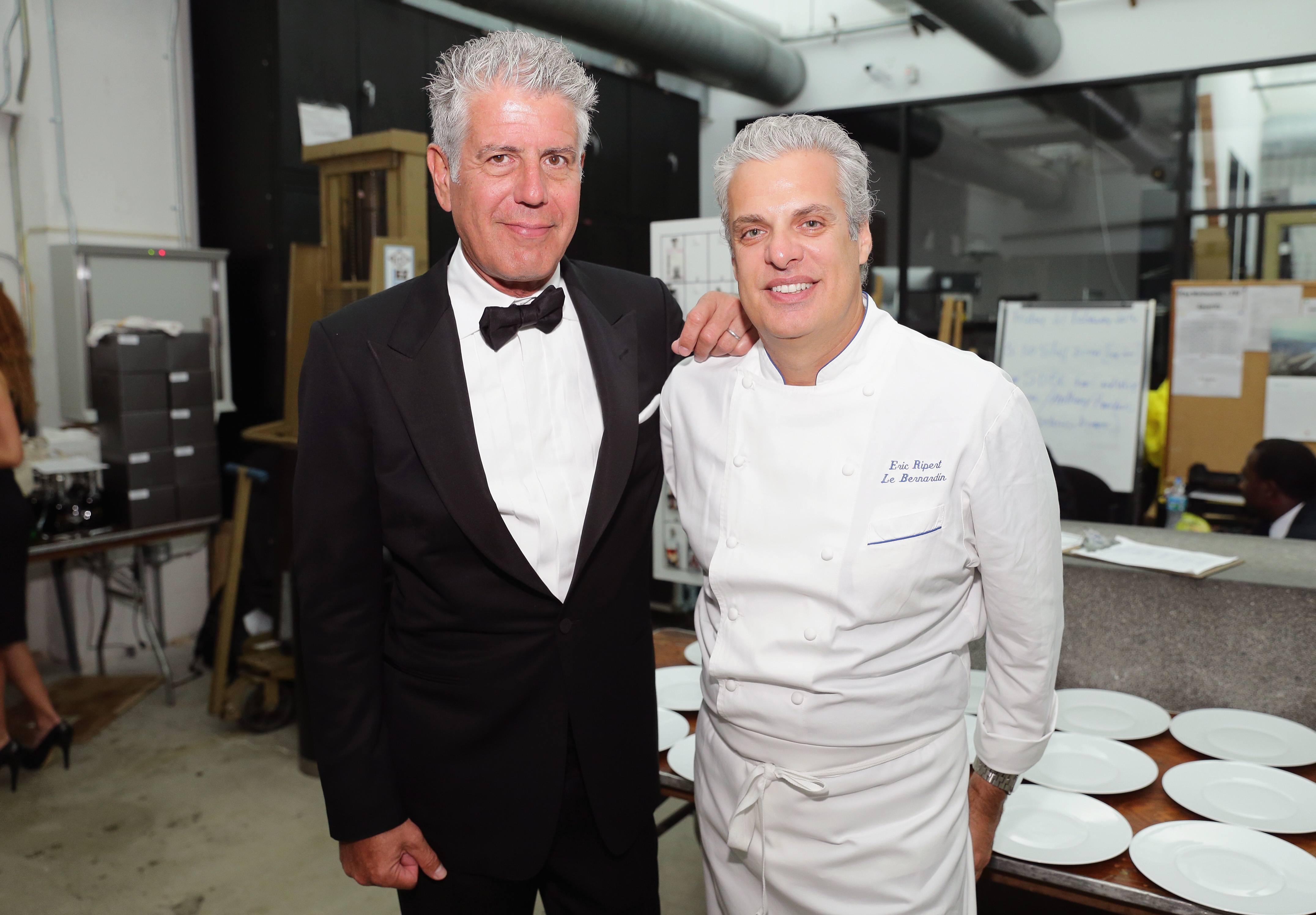 Celebrity chef ball chicago blizzard