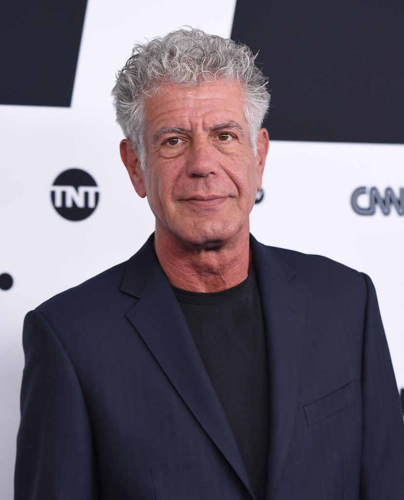How Much Anthony Bourdain And Other Food Network Stars And
