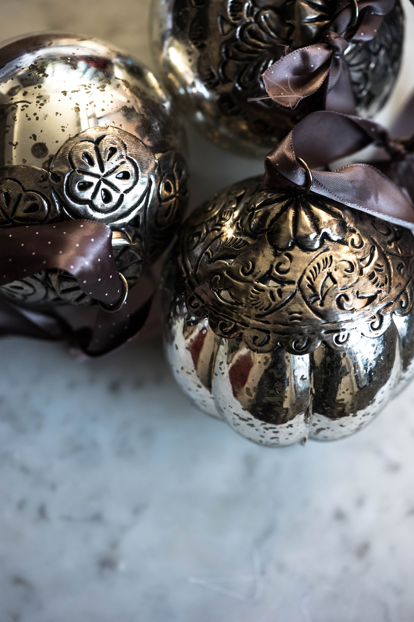 Antique Christmas Ornaments