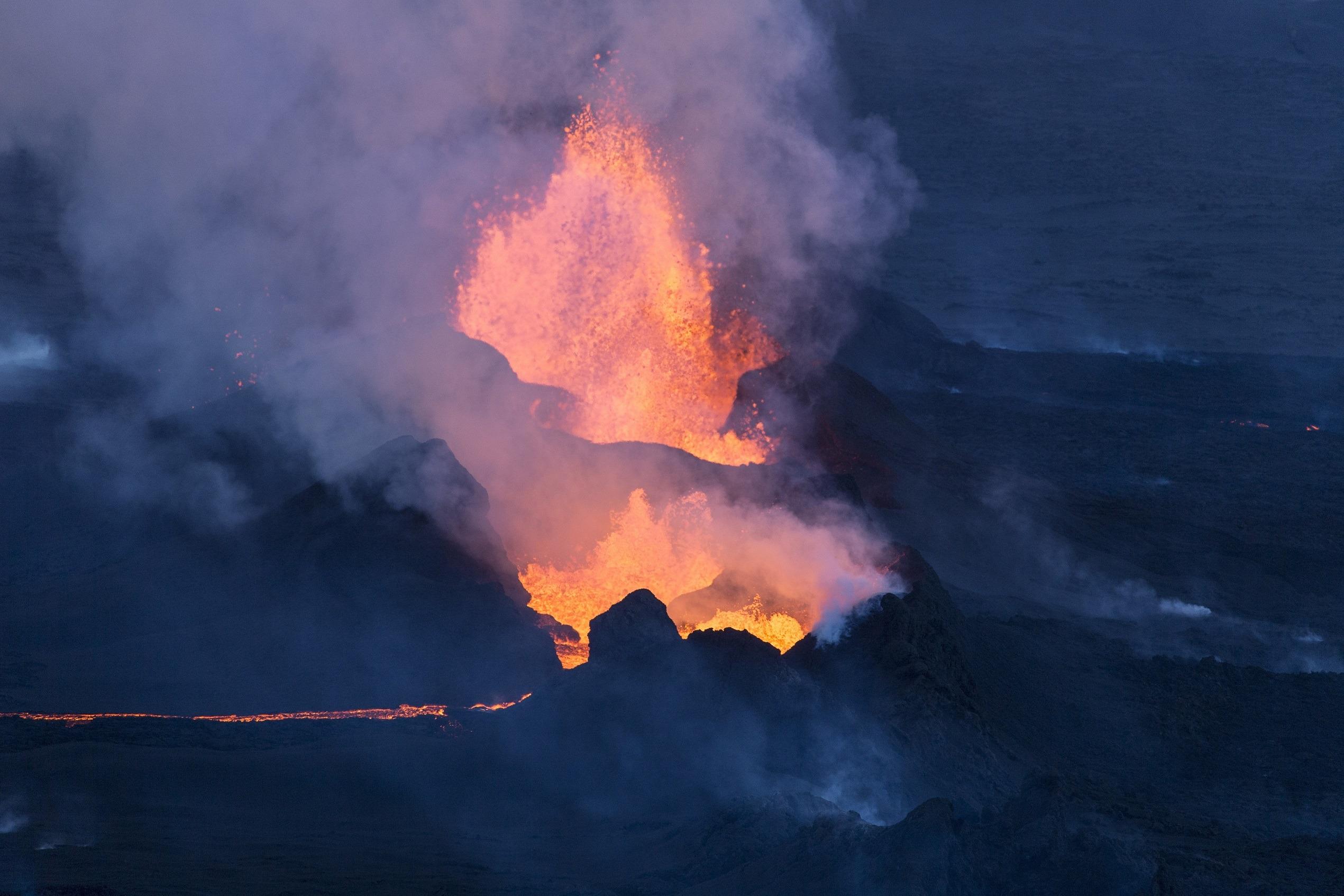 Bardarbunga Volcano Iceland