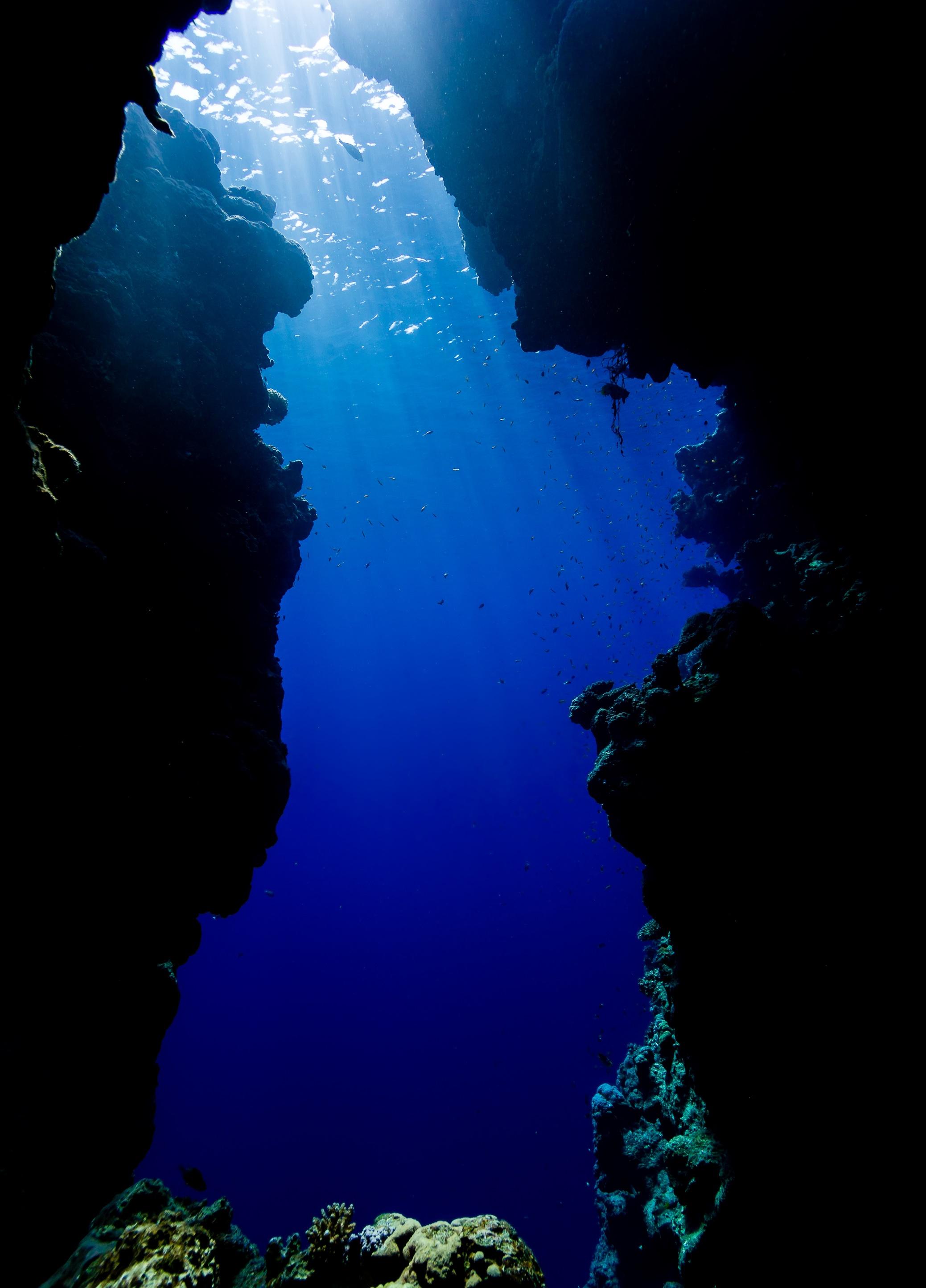 Blue Hole Dahab