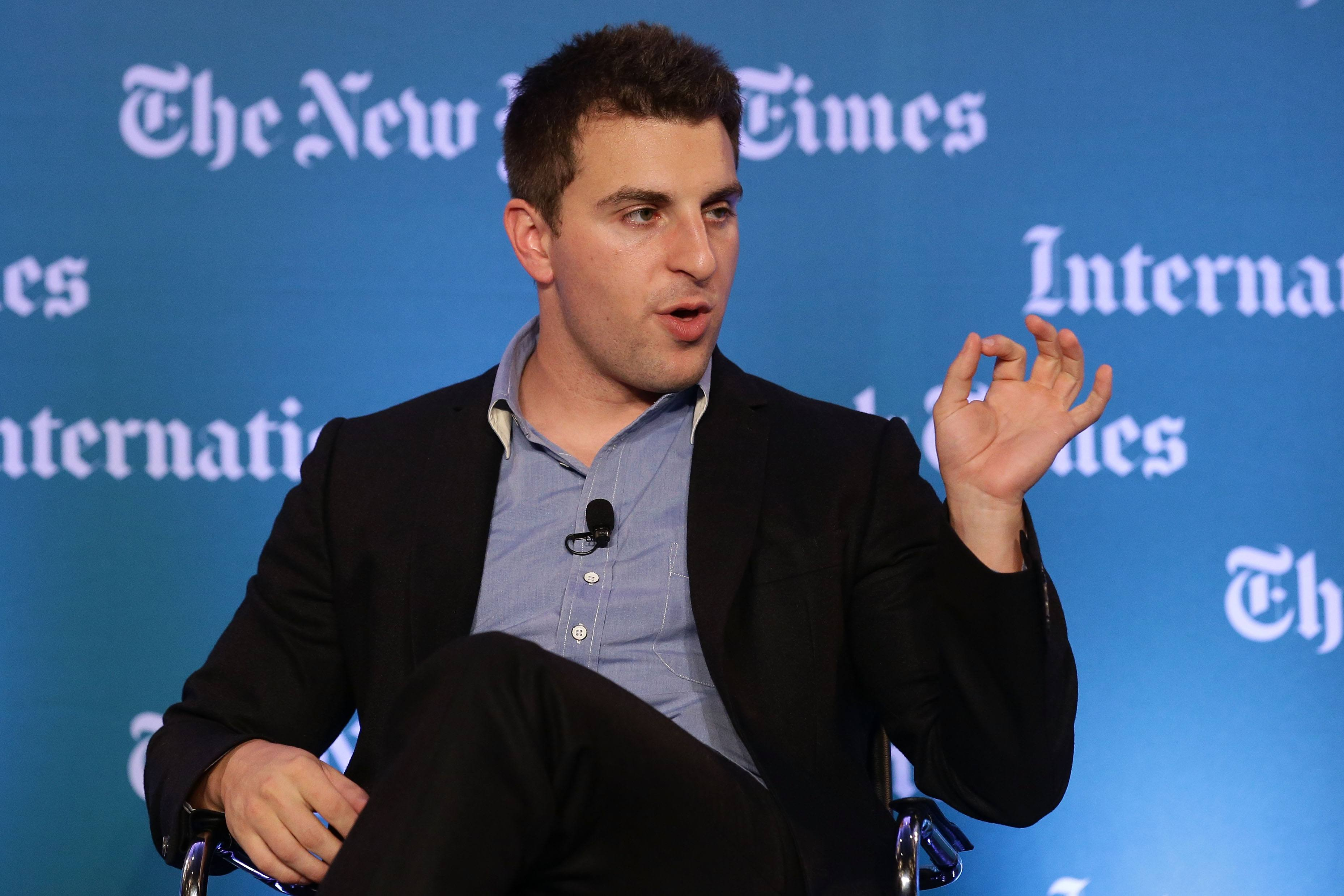 Brian Chesky, Airbnb