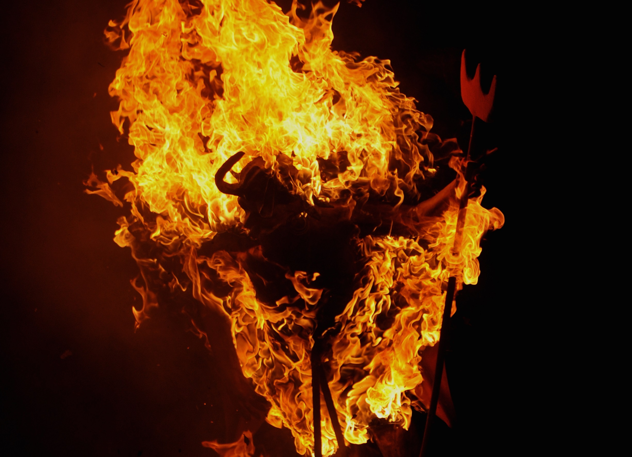 La Quema del Diablo, Guatemala