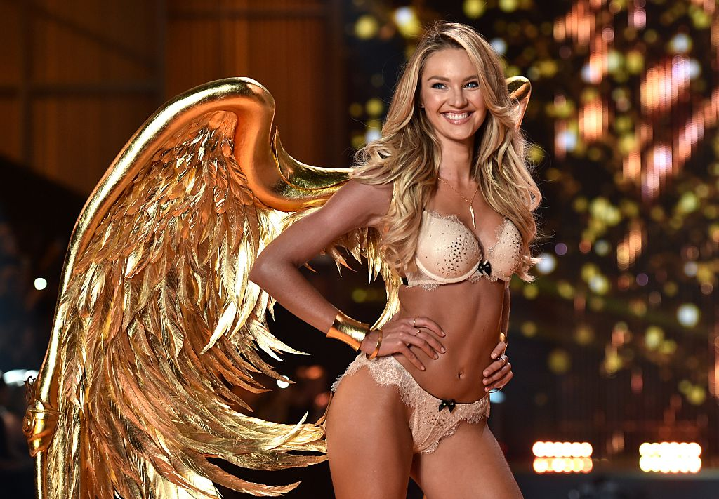 Candice Swanepoel Victoria's Secret Fashion Show