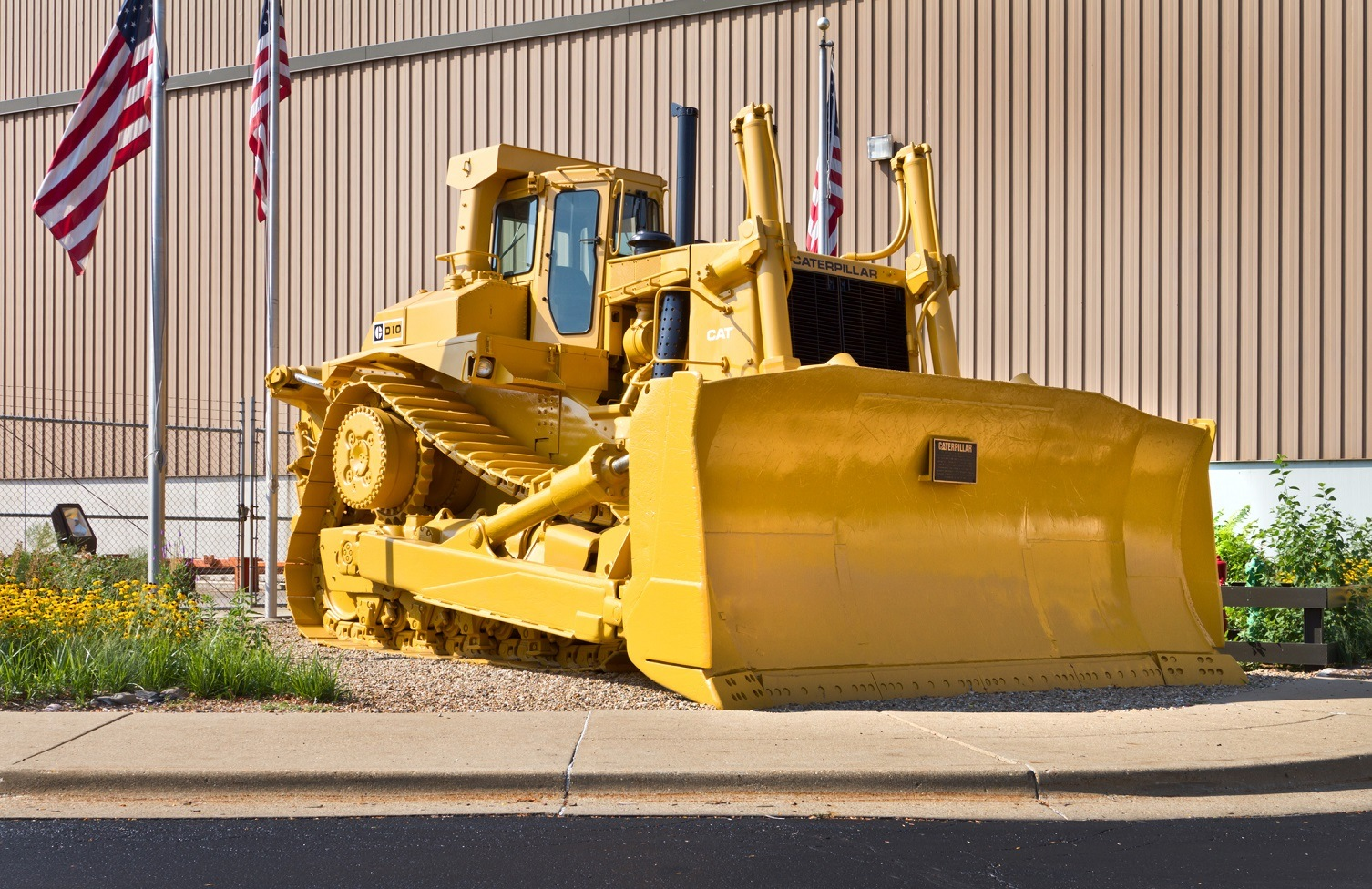 Caterpillar Inc. Peoria IL