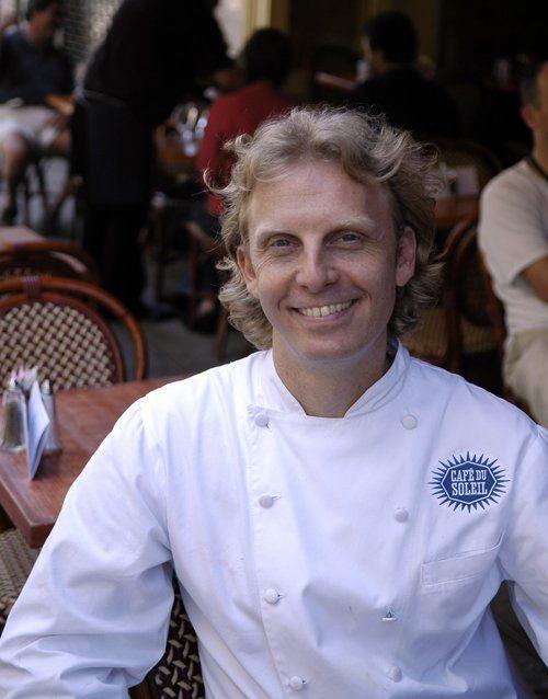 Chef Matthew Tivy