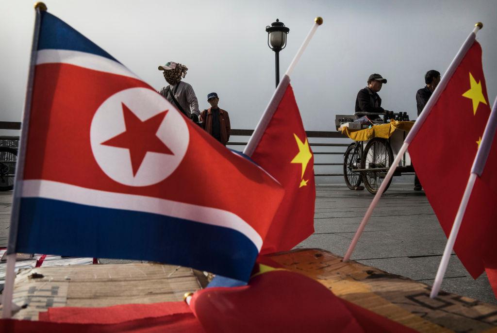 China's Border With North Korea