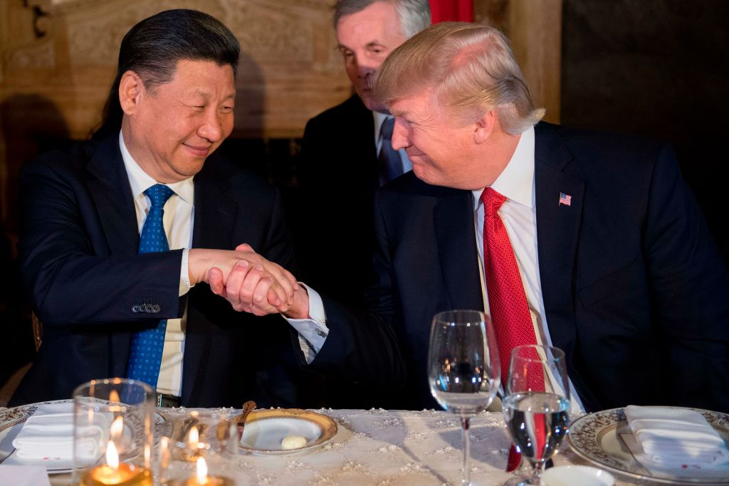 China and US diplomacy