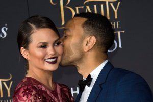 Chrissy Teigen's Most Stylish Pregnancy Outfits