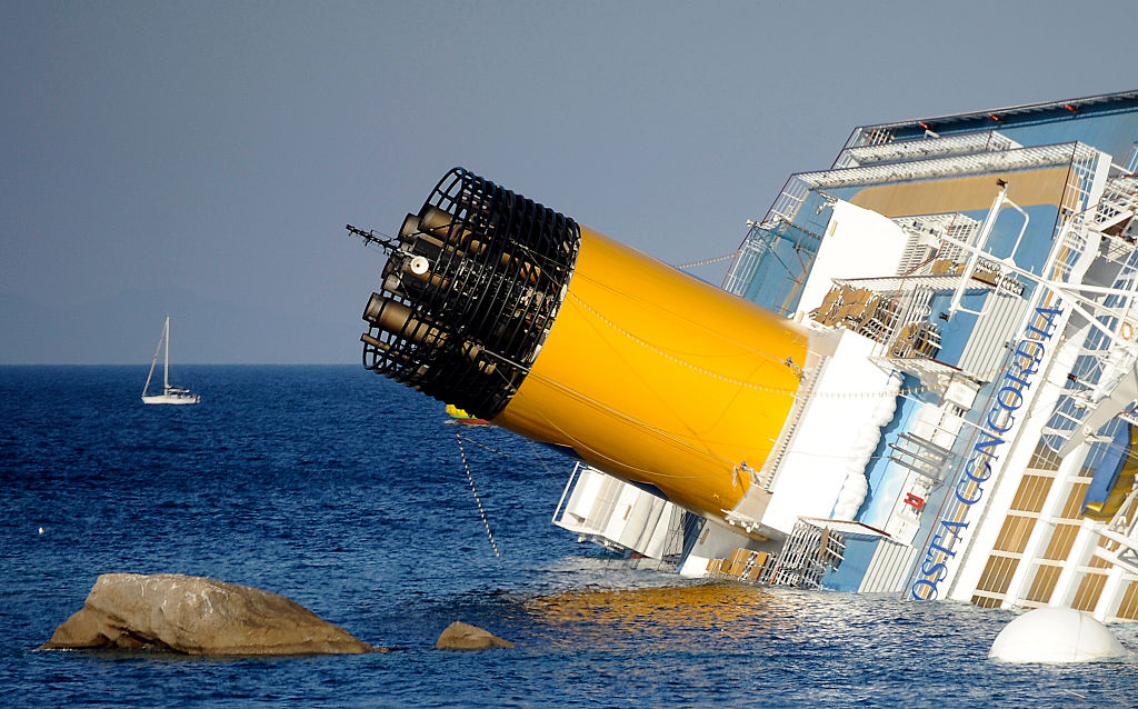 Costa Cruise Ship