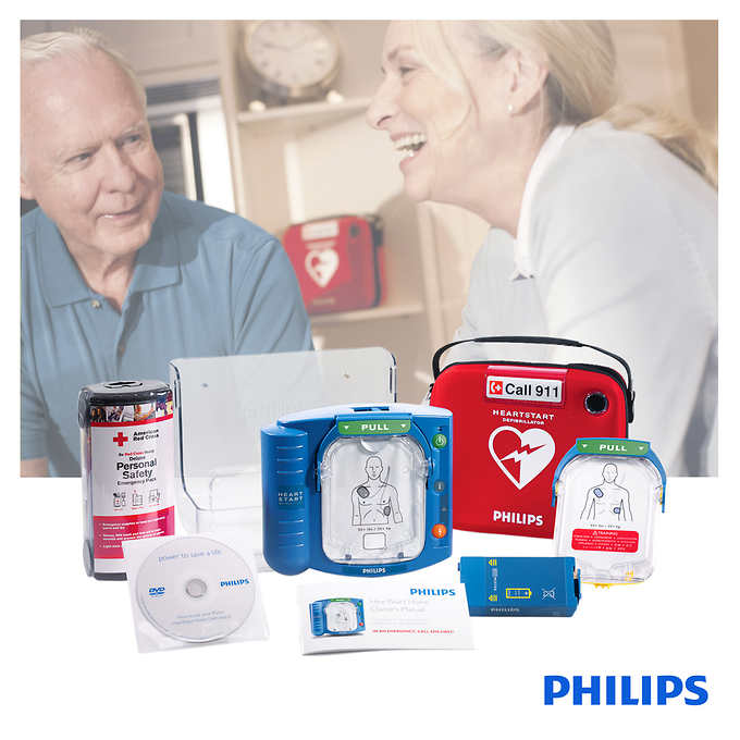 Costco home defibrillator