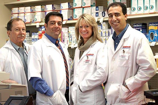 Costco Pharmacists