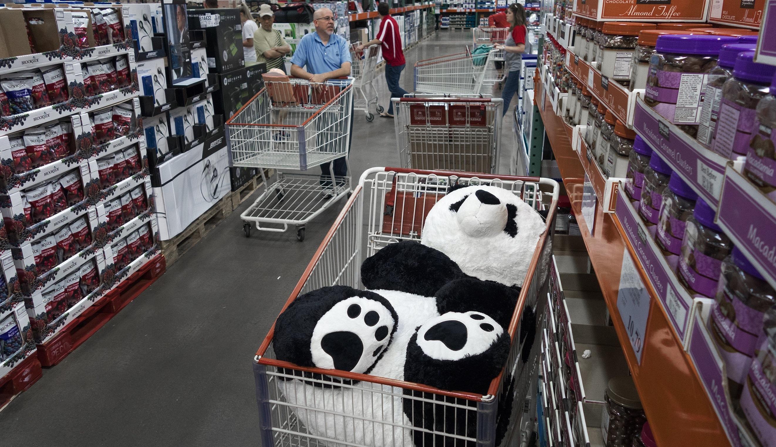 Costco Stuffed animal