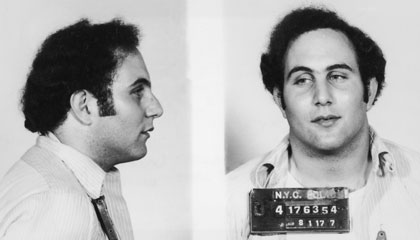David Berkowitz Son of Sam Killer