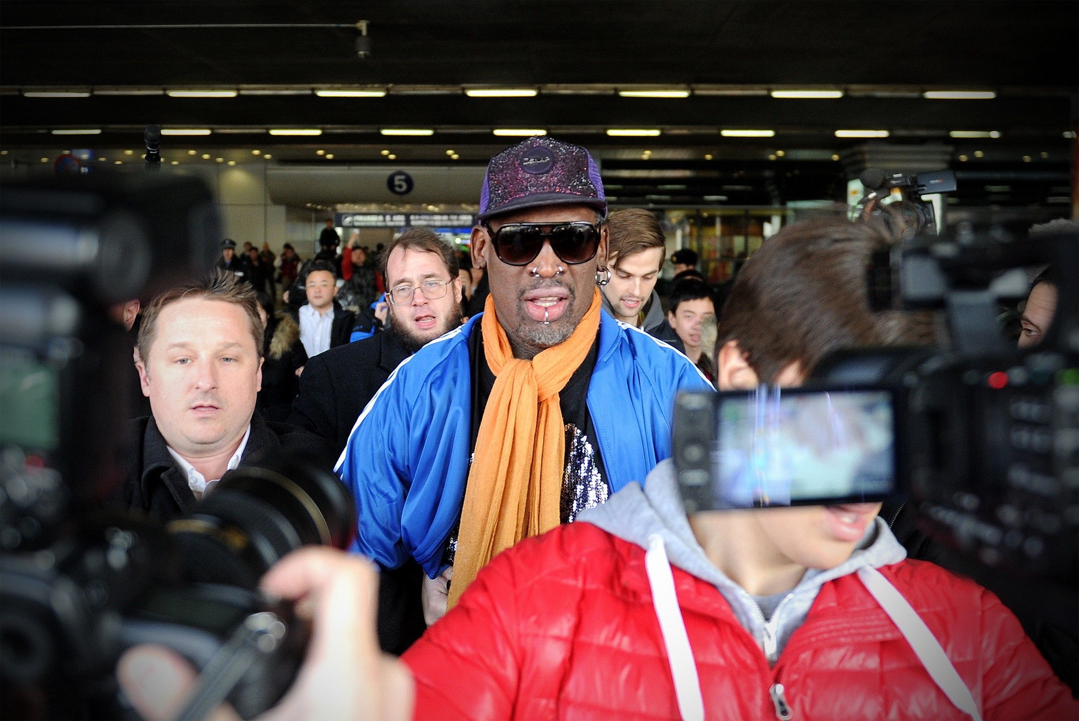 Is Dennis Rodman the Key to Avoiding Nuclear War with North Korea