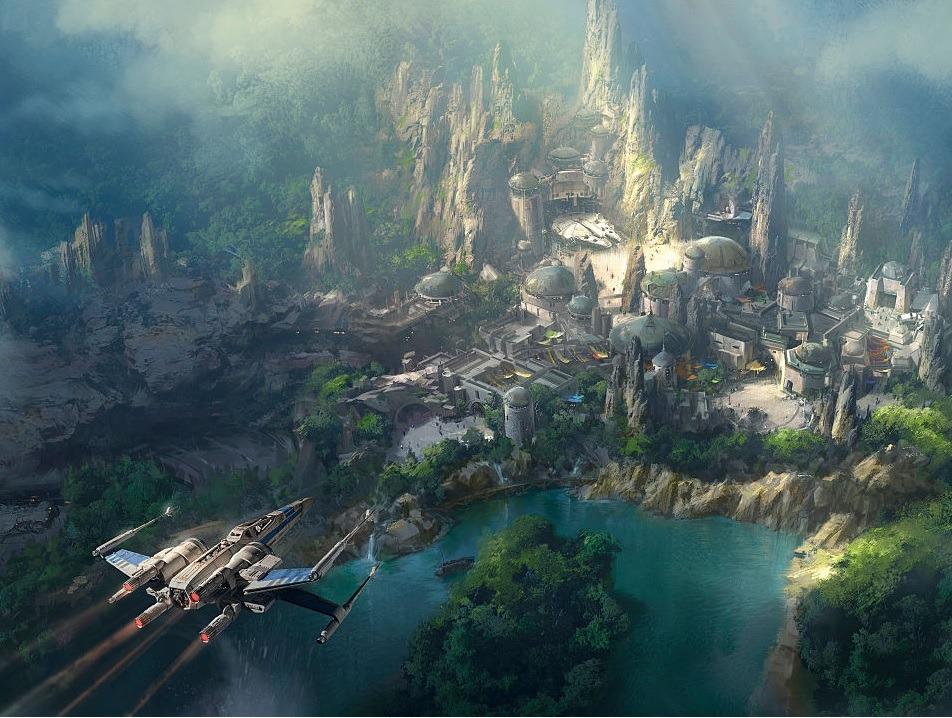 Disney Star Wars Hotel Resort