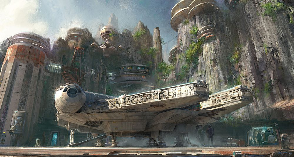 Disney Star Wars Hotel Resort