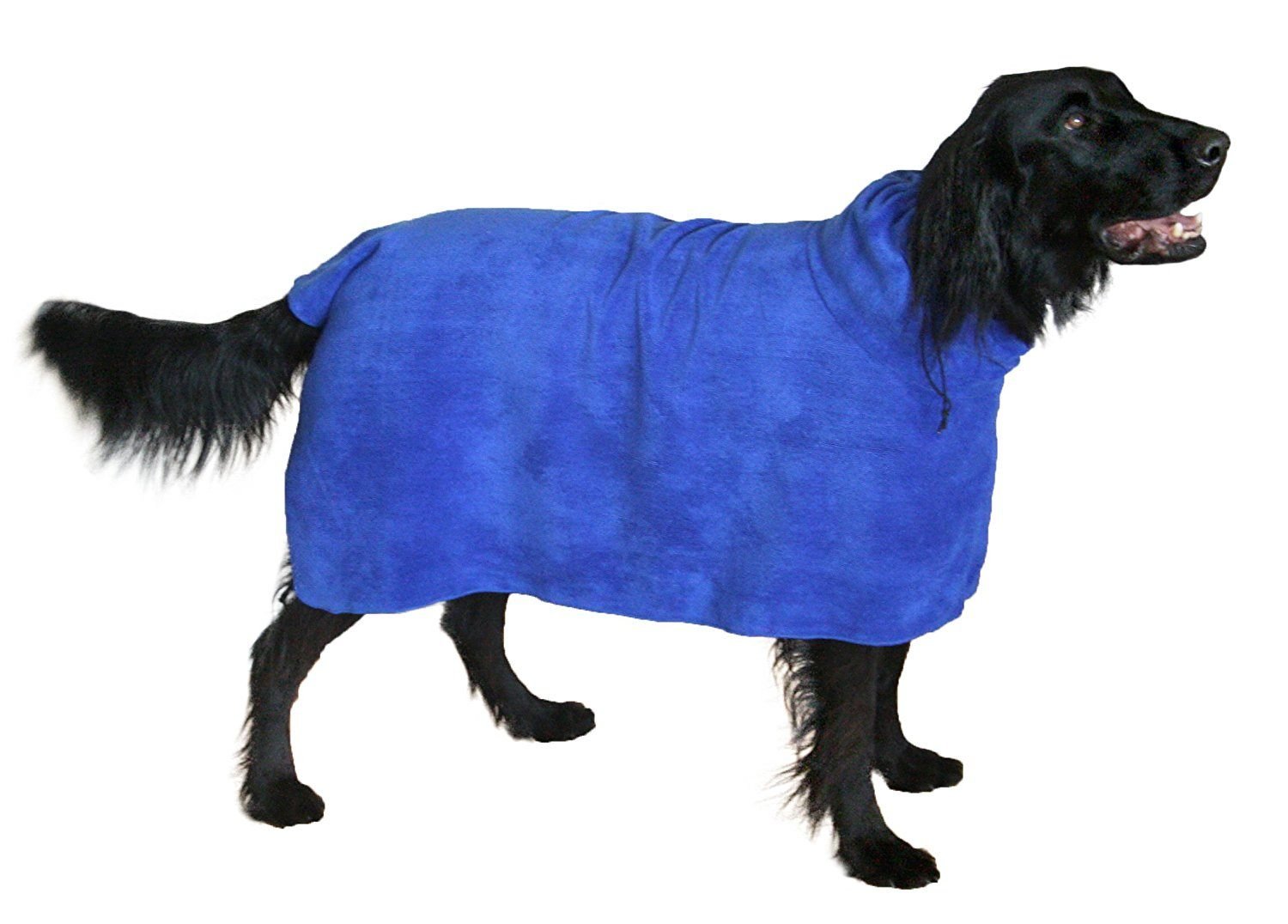 The Snuggly Dog Easy Wear Microfiber Dog Towel