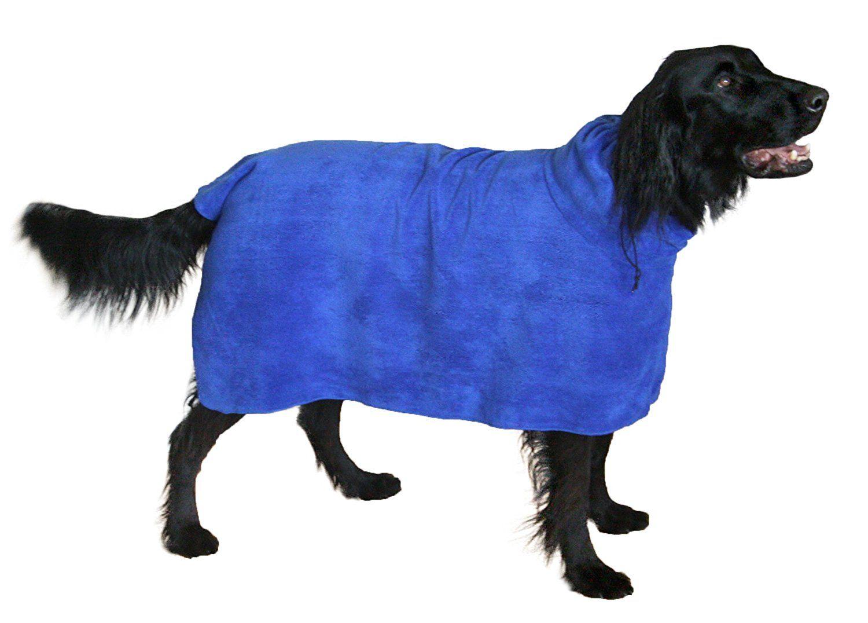 The Snuggly Dog Easy Wear Microfiber Dog Towel