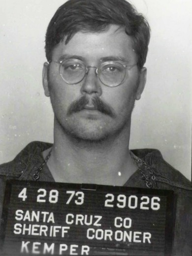 Ed Kemper Co-Ed Killer
