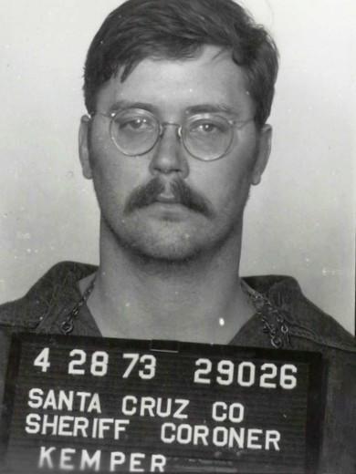 Ed Kemper Co-Ed Killer