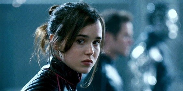 Ellen Page as Kitty Pride in X-Men: The Last Stand