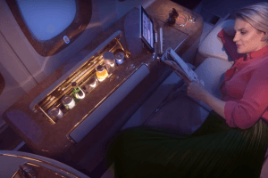 Flying High: Here's What a First-Class Ticket on the World's Most Expensive Airline Gets You