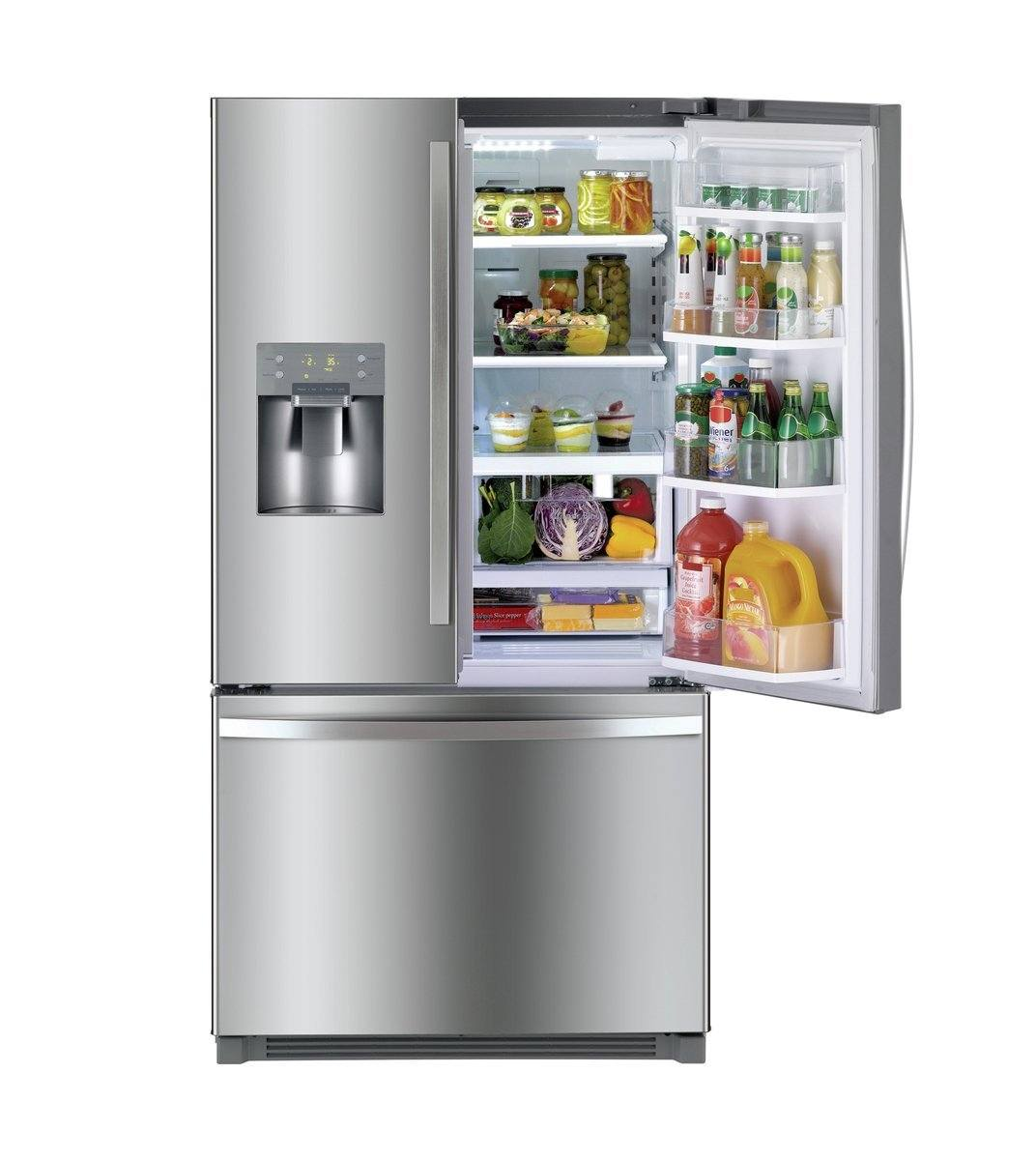 Kenmore 73045 25.6 cu.ft. French Door Refrigerator