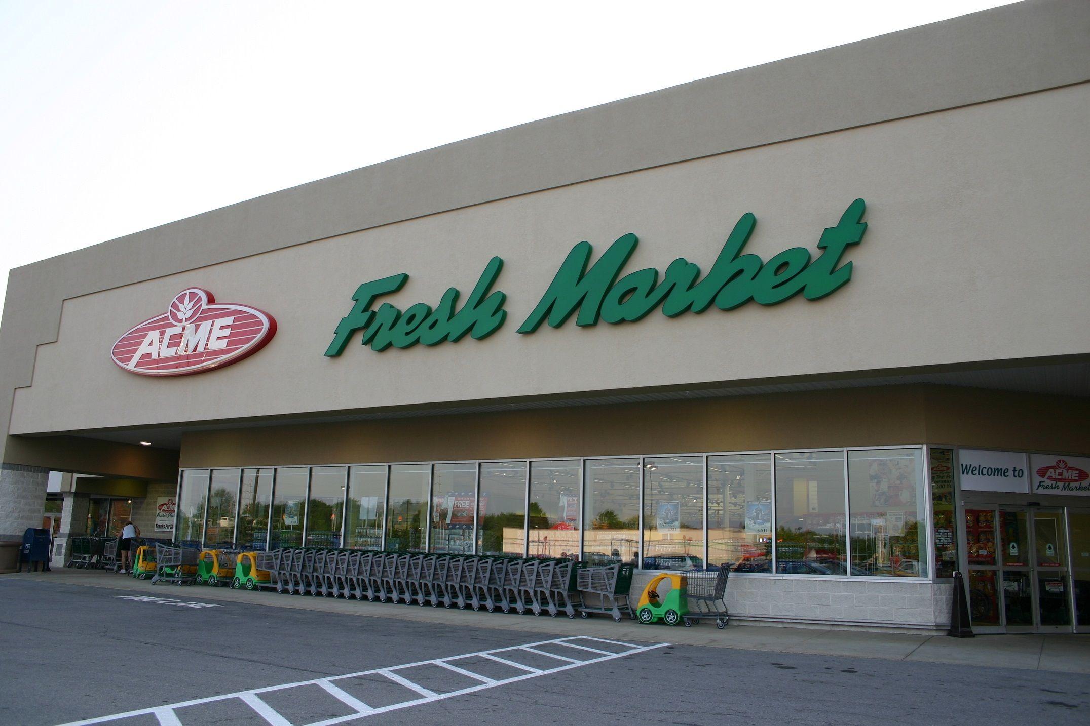 Fresh Market grocery store