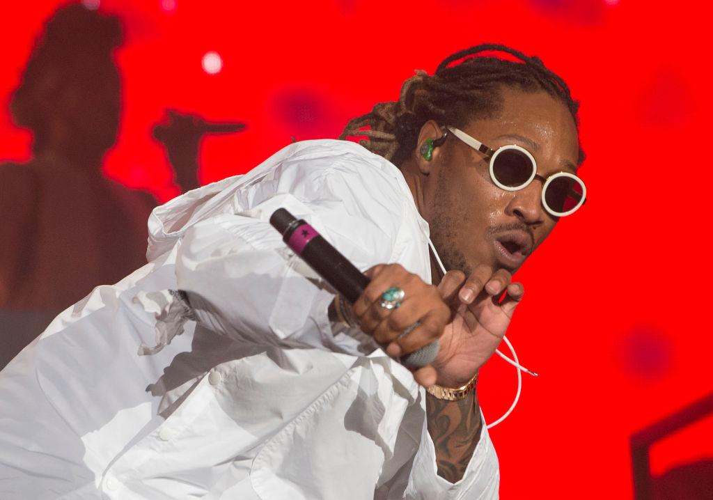 Rapper Future