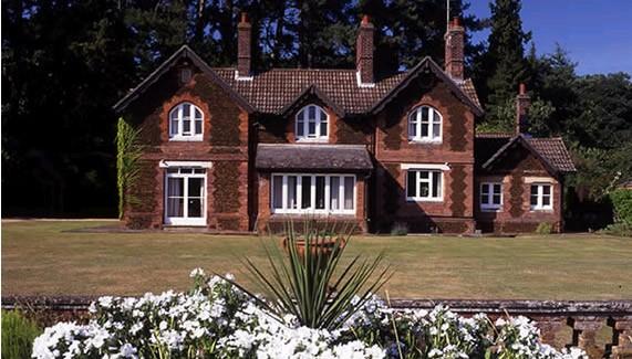 garden house sandringham