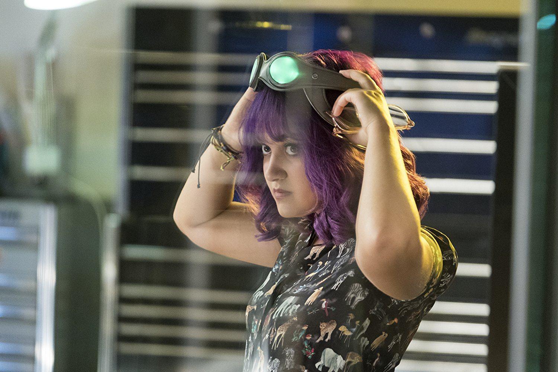 Ariela Barer as Gert Yorkes in Marvel's Runaways