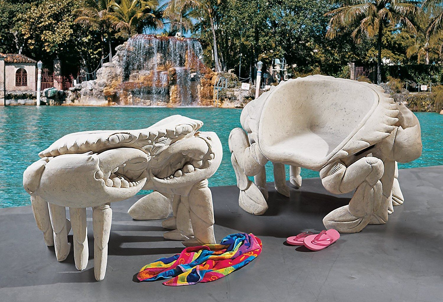 Giant Crab Chair
