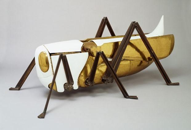 Grasshopper cooler