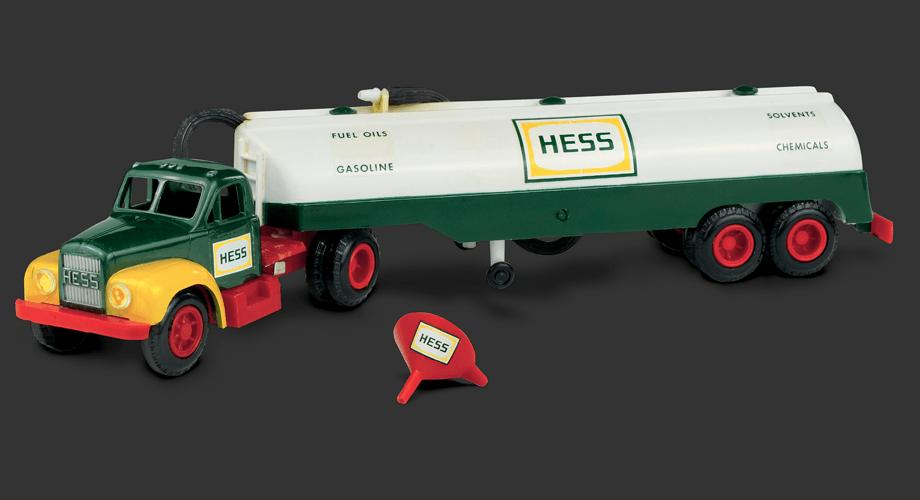 1965 Hess Tanker Trailer