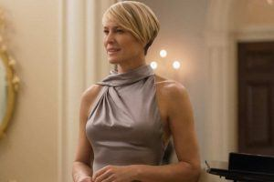 Robin Wright to Direct the 'House of Cards' Series Finale
