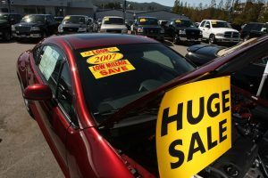 New Year's Day and 9 Other Days for the Best Used Car Deals