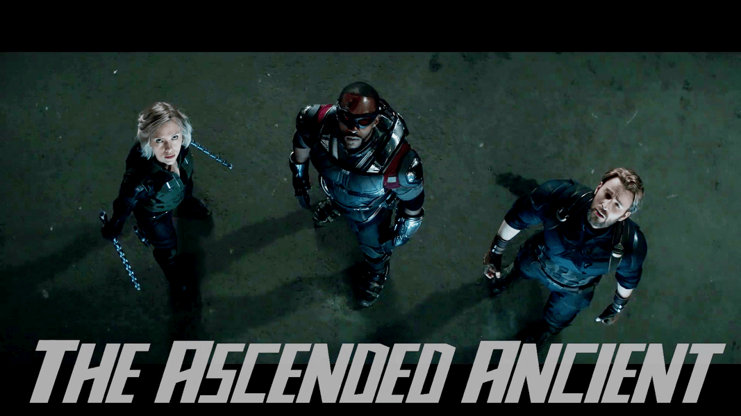 Leaked footage of Black Widow, Falcon, and Captain America in Avengers: Infinity War